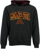 Colosseum Men's Minnesota Golden Gophers Arch Logo Hoodie