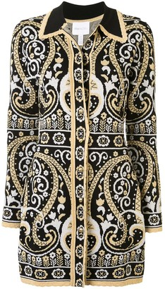 Alice McCall Adore baroque patterned jacket
