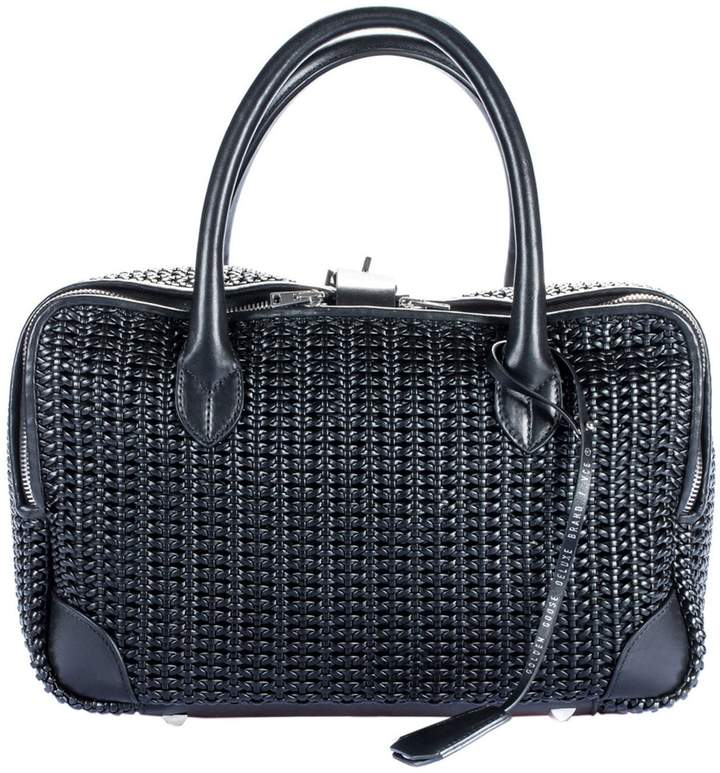 Golden Goose Woven Tote