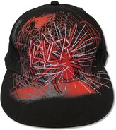"Bravado Adult Slayer ""Red Spider"" Fitted Baseball Cap Hat"