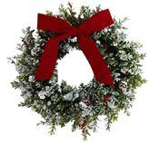 St. Nicholas Square® Faux Boxwood Wreath