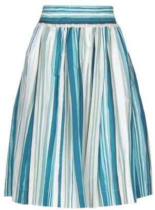 Woolrich Knee length skirt