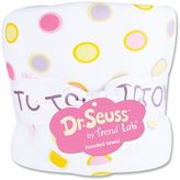 "Trend Lab Dr. Seuss ""Oh, The Places You'll Go!"" Hooded Towel by Pink"