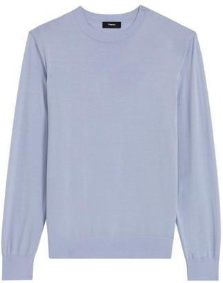 Theory Crewneck Wool Sweater