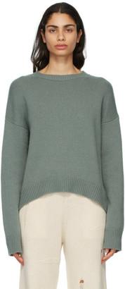 Arch4 Green Cashmere Knightsbridge Sweater