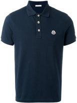 Moncler classic polo shirt - men - Cotton - M