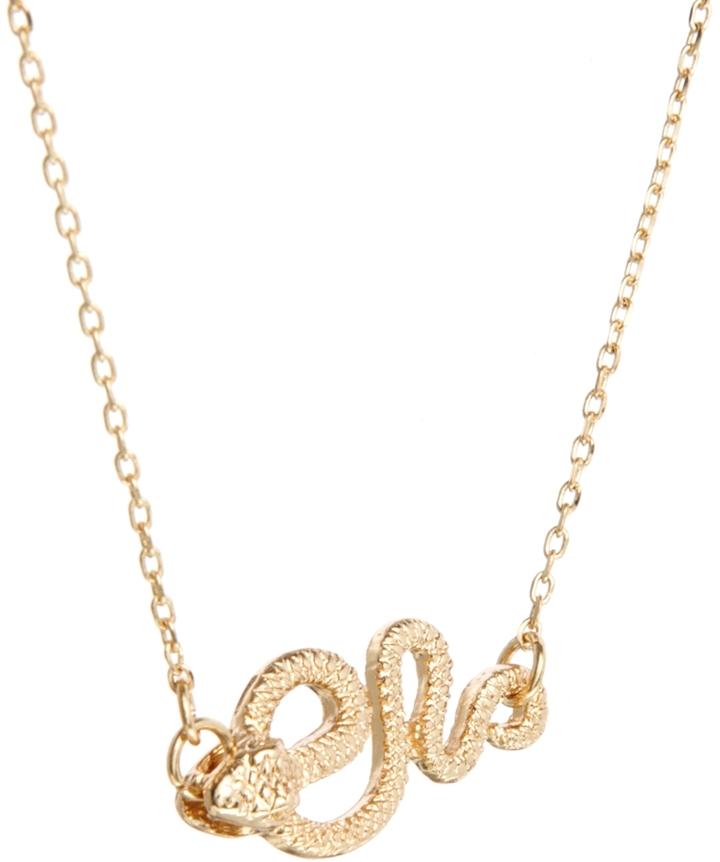 Asos Snake Necklace