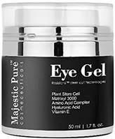 Z-COMFORT Eye Gel for Skin Firming Dark Circle Wrinkles Protector, 1 Count