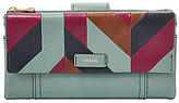 Fossil Ellis Patchwork Clutch