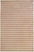 Liora Manné Mirage Indoor/Outdoor Tweed Natural 2' x 8' Runner Rug