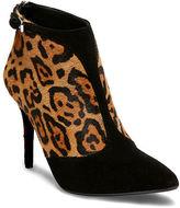 Polo Ralph Lauren Tonia Leopard Haircalf Bootie