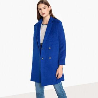 Suncoo Eugenie Long Wool Coat