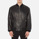 Alexander Wang Core Bomber Jacket Black
