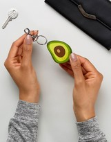 Monki Avocado Keychain