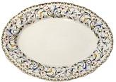Gien Toscana Oval Platter, 13.5