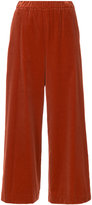 08sircus cropped wide-legged trousers