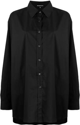 Ann Demeulemeester Oversized Asymmetric Shirt