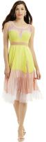 Sweet Lemon Sorbet Dress