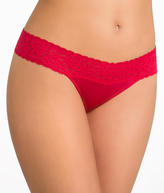 Maidenform Dream Lace Thong Panty - Women's