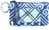 Vera Bradley Women's Zip Id Case Cotton 2