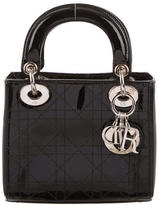 Christian Dior Mini Lady Bag
