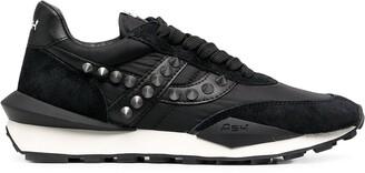 Ash Spider Stud spike-embellished sneakers
