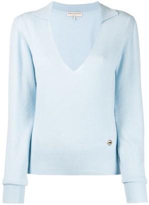 Emilio Pucci Cashmere V-Neck Sweater