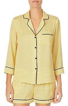 Kate Spade Charm Short Pajama Set