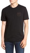 Brixton Men's 'Wheeler Ii' Graphic Crewneck T-Shirt