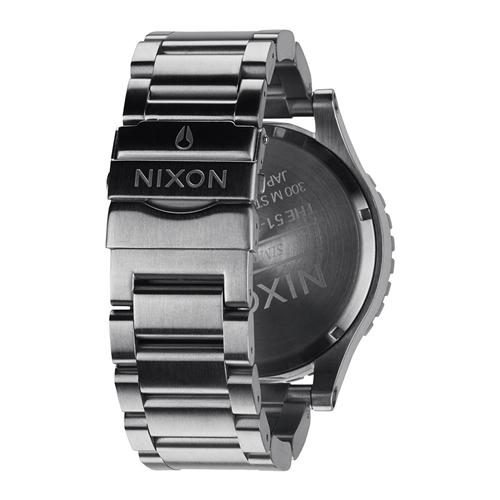 Nixon The 51-30 Chrono - Silver / Gunmetal