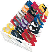 Lynk 15-Pair Shoe Rack