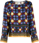 Forte Forte floral print tunic