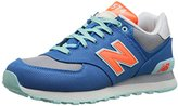 New Balance Women's WL574 Winter Harbor Pack Classic Sneaker