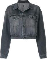 Marcelo Burlon County of Milan classic denim jacket