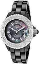 Swiss Legend Petite Karamica Full Diamonds SL-10051-BKBSR - Women's Watch