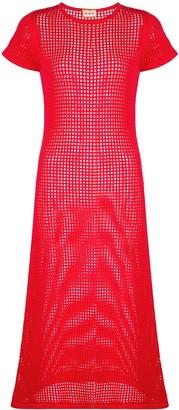 Lhd Mesh Dress