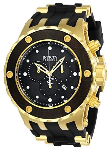 Invicta Men's 'Specialty' Quartz Stainless Steel and Silicone Casual Watch