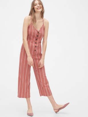 Gap Tie-Back Cami Jumpsuit