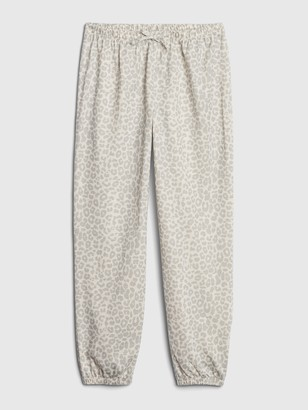 Gap Kids Leopard Print PJ Pants