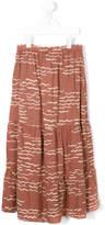 Bobo Choses tide print long skirt