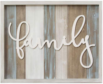 Stratton Home Decor Family Wood Wall Decor