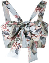 Zimmermann Winsome bow bralette - women - Silk/Viscose - 1