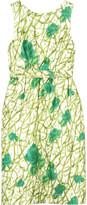 Vera Wang Lavender Floral shift dress