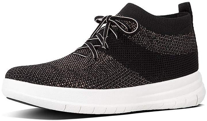 FitFlop Uberknit Slip-On High-Top Sneakers
