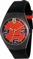 Ferrari Men's FW05 Rubber Analog Quartz Watch