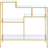 Glass Bathroom Shelves Shopstyle Uk