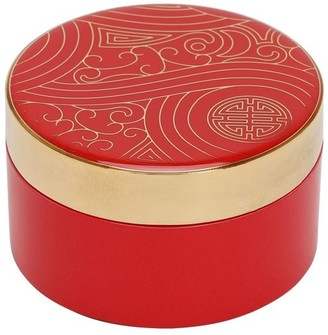 Small Shou Purity Enamel Trinket Box