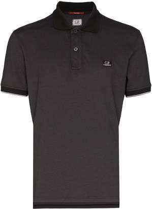 C.P. Company short-sleeve polo shirt