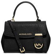 MICHAEL Michael Kors Ava Leather Crossbody Satchel Bag