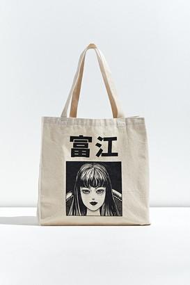 Junji Ito Canvas Tote Bag